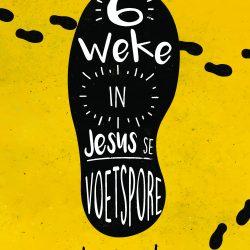 8. 6 Weeks in the footsteps of Jesus